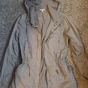 James Perse lightweight utility jacket
